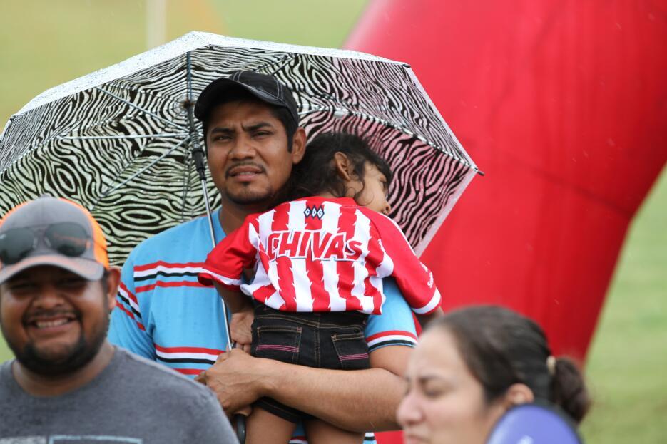 Cientos de personas se divirtieron en la edición 2016 de Copa Univision...