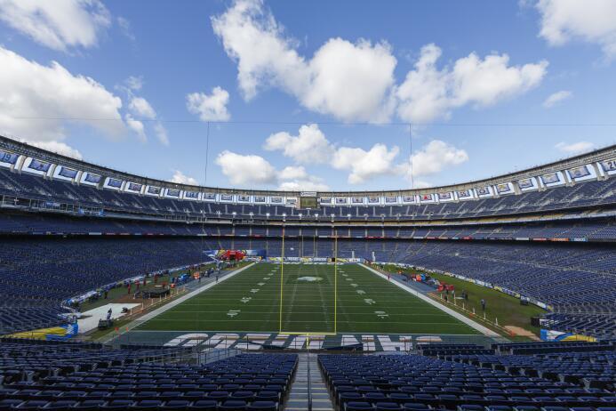 Estos son los estadios donde jugará México en Copa de Oro 2017 Qualcomm...