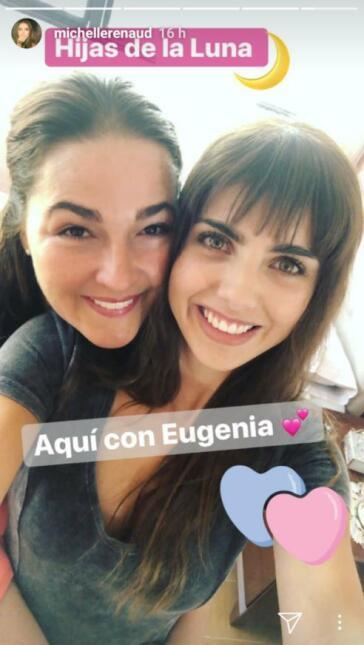 Elenco telenovela 'Hijas de la luna'