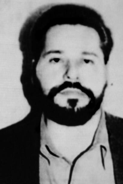 José Ángel Carrasco Coronel alias El Changel, supuesto suc...