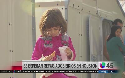 Houston a la espera de refugiados sirios