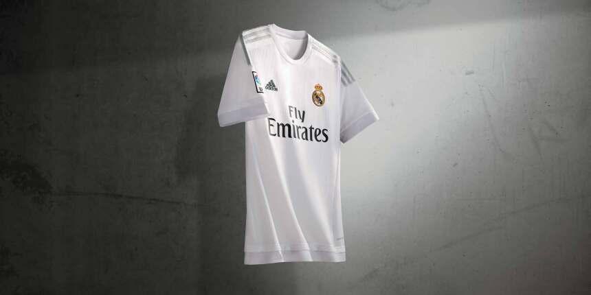 Real Madrid presentó su nuevo uniforme