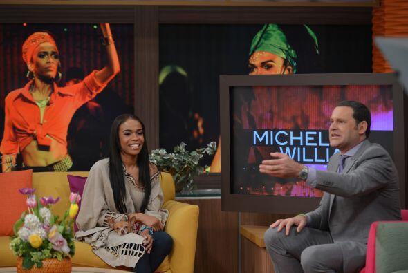 Michelle felicitó a los dominicanos por ser los ganadores en el beisbol...