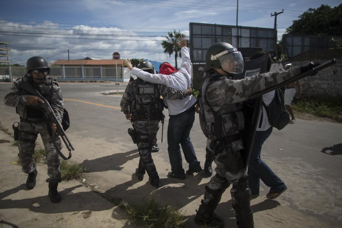 México, Brasil y Venezuela encabezan el listado de las ciudades más peli...
