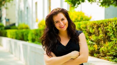 Paola Luisi, estratega creativa y de contenido digital latino.