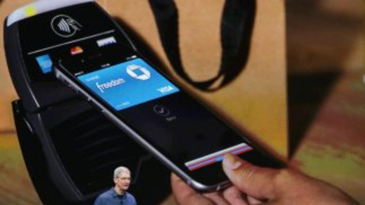Apple Pay se estrena este lunes.