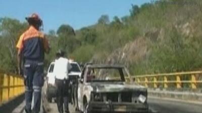 Cartel mexicano asesinó a policías y civiles