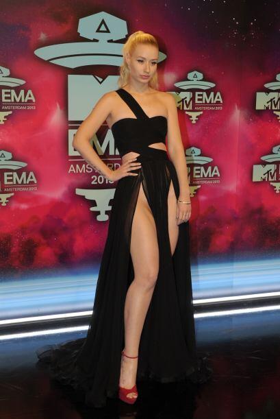 Usar vestidos sexys es un recurso al que muchas celebridades le apuestan...