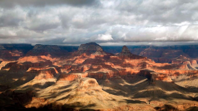 El Gran Cañón en Colorado y Arizona, con más de 5 millones de visitas po...