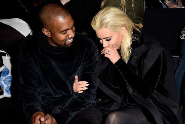 ¡No llores Kim, lo puedes teñir de nuevo!