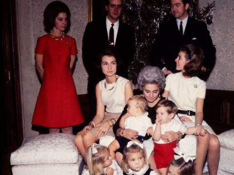 Un repaso, foto a foto, de los 46 años de vida del Felipe VI, el...