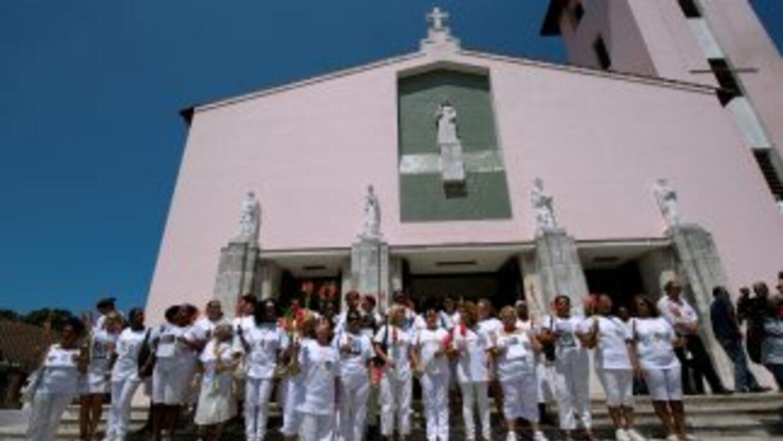 La disidencia interna cubana denunció decenas de detenciones arbitrarias...