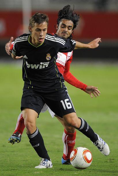 En el caso del Real Madrid, visitó al Murcia con el objetivo de sacar un...