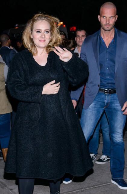Adele bodyguard
