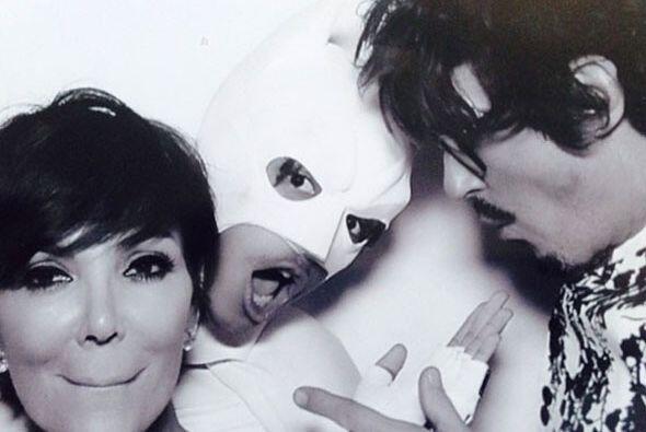 Era Jaden Smith, el hijo de Will, el supuesto novio de Kylie Jenner. Acá...