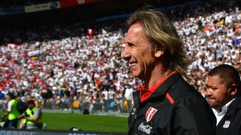 Ricardo Gareca considera un privilegio estar entre los mejores del mundo...