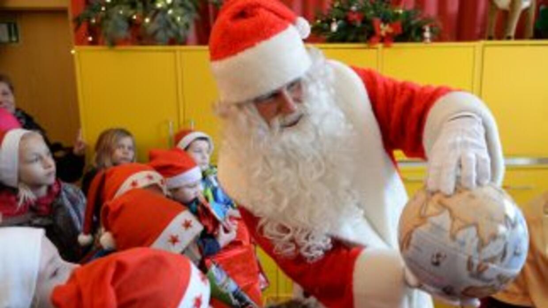 Santa Claus Historia