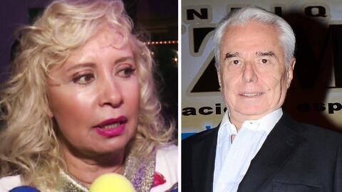 Carla Estrada quiere que Enrique Guzmán preste su imagen para la serie d...