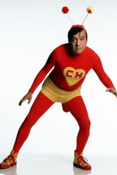 Si hablamos del Chapulín Colorado, jamás olvidaremos su traje de superhé...