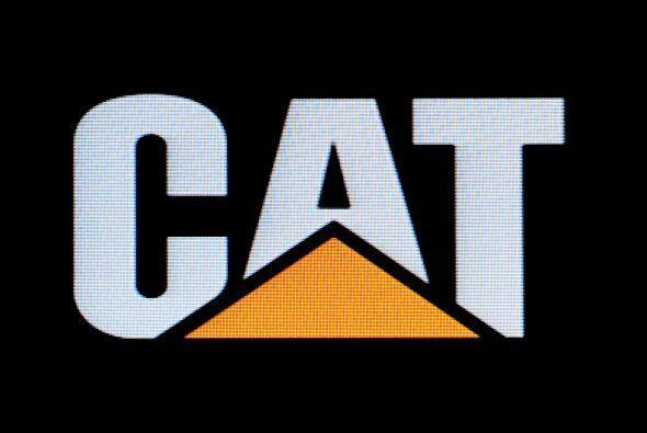 CATERPILLAR- El principal fabricante mundial de equipos de construcción,...