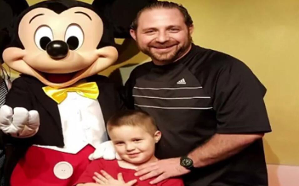 Aramazd Andressian Jr, el niño de 5 años, cuya desaparici&...
