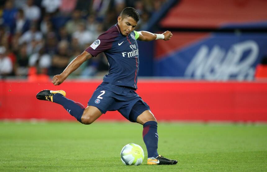 25. Thiago Silva (PSG) - Puntaje: 88