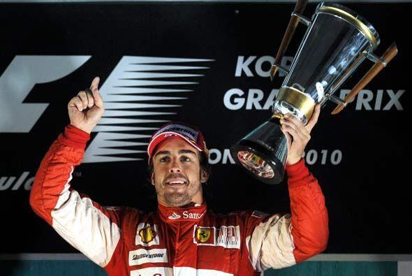 Alonso tendrá dos semanas para prepararse para la próxima carrera en el...