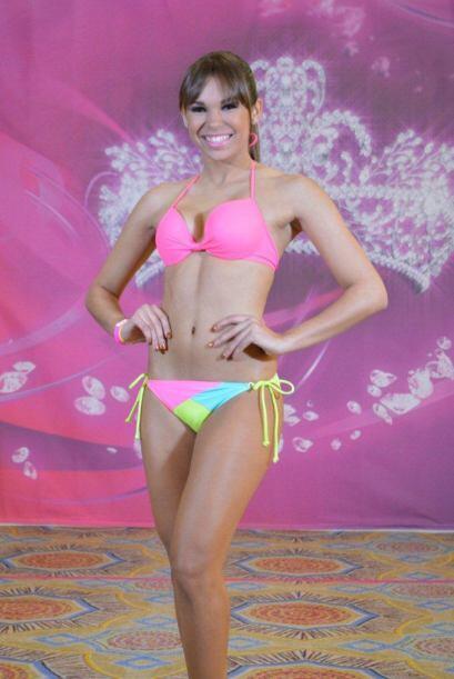 Odalys Hernández Son 10 las chicas puertorriqueñas que tendrán que busca...