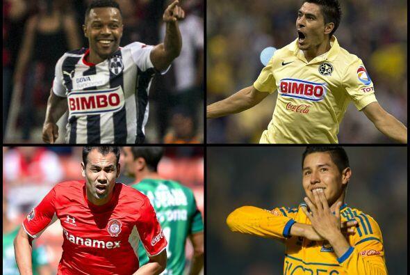 Para la serie de semifinales del Apertura 2014, América (primer lugar),...