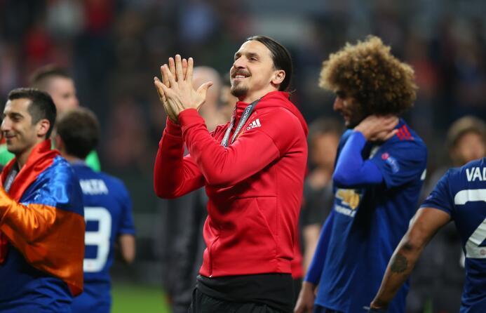 Los detalles para que Zlatan Ibrahimovic regresa a las filas del Manches...