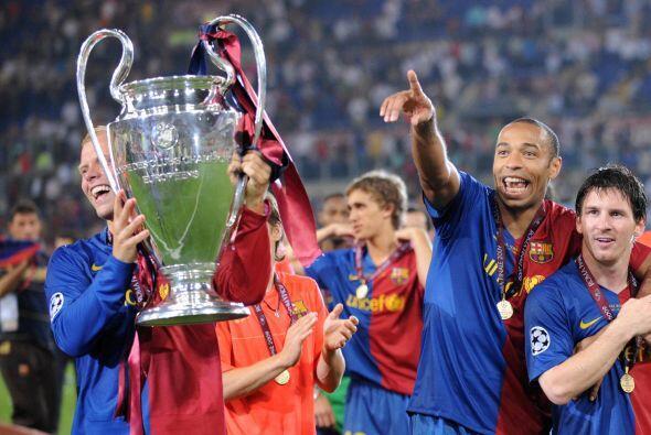 A finales de la temporada del 2009 Barcelona completaría la hazaña del t...