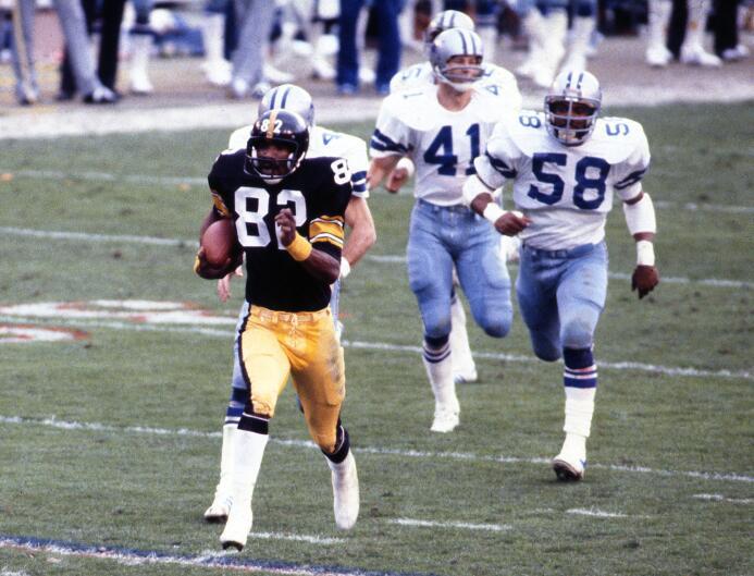 ¡POWER RANKING! de receptores en la historia del Super Bowl