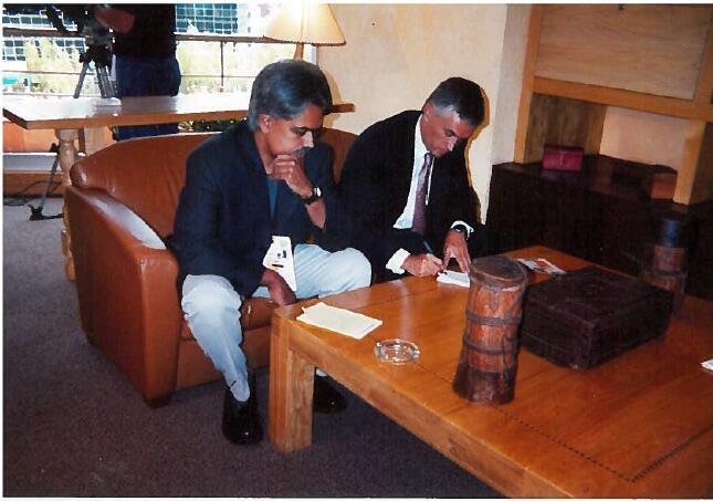 ¡Felicidades, Jorge Ramos! Así has cambiado en tus 30 años en Univision...