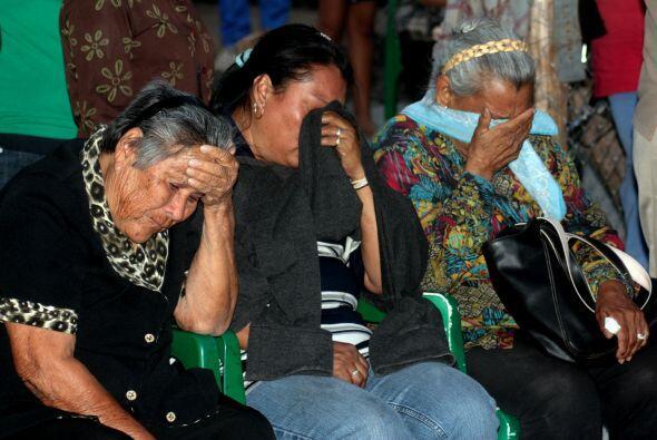 Los cuerpos de los últimos mineros rescatados son los de Néstor Manuel C...