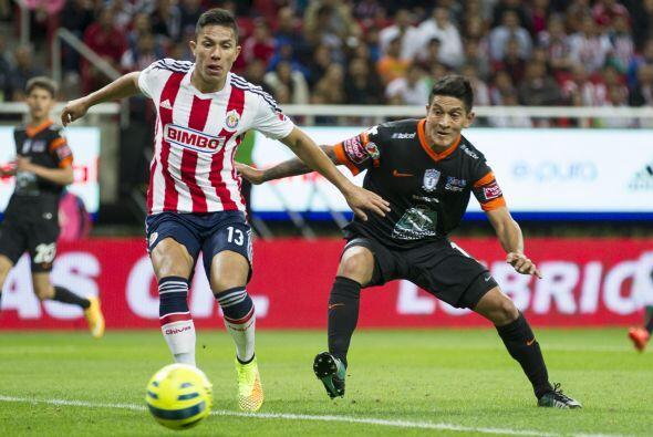 En contraste elementos como Isaac Brizuela y Carlos Salcedo han aportado...