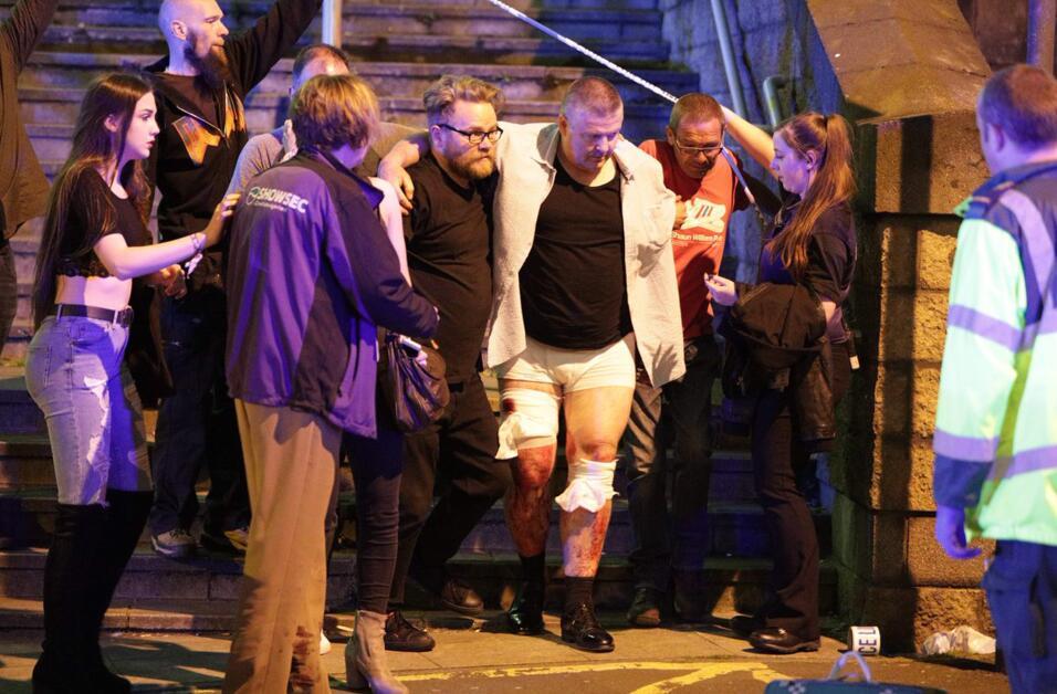 Tragedia en Manchester: Ya son 22 muertos y 59 heridos tras la explosión...