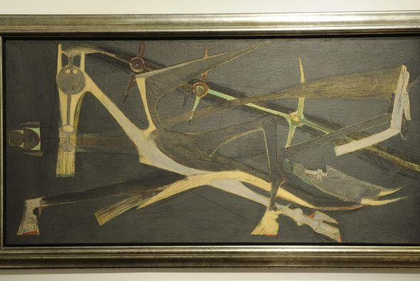 Wilfredo Lam  (Nació en China en 1902) Fue un artista Cubano que buscó...