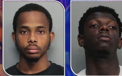 Dos estudiantes de la escuela de Homestead fueron arrestados por presunt...