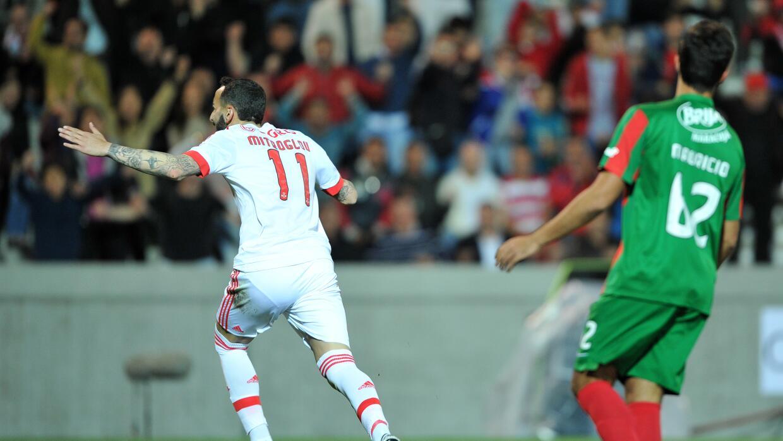 Maritimo vs. Benfica