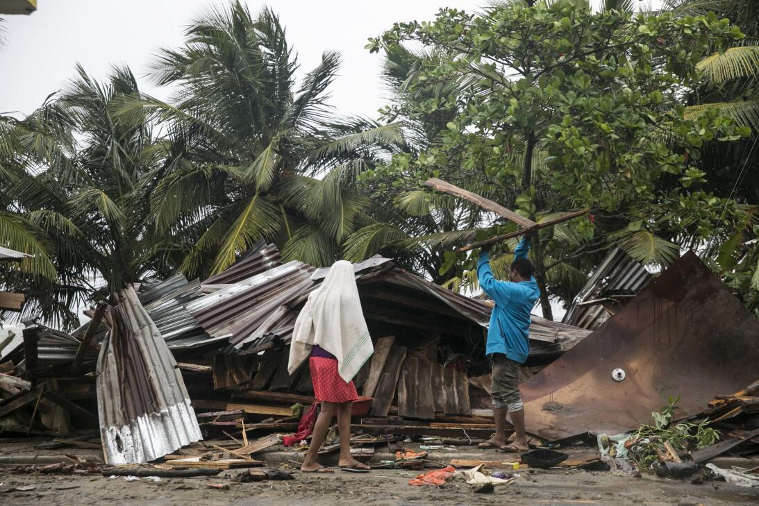 Fotos: Los estragos de Irma en República Dominicana  AP_17250721423444.jpg