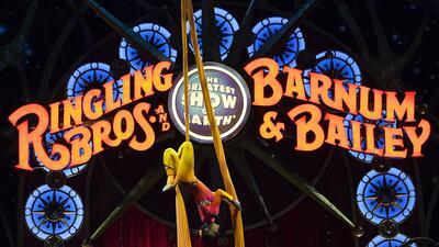 El legendario circo Ringling Bros. y Barnum & Bailey cerrará el telón para siempre