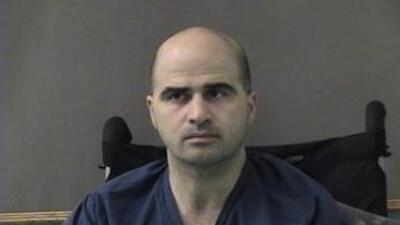 Nidal Hasan está acusado de la masacre en la base militar en Texas que d...