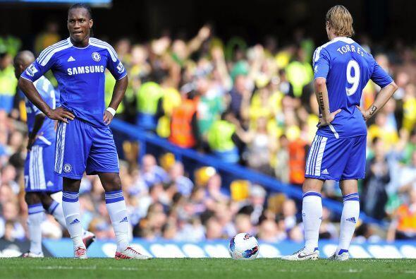 Con la llegada del italiano al banquillo de Stamford Bridge, ambos ataca...