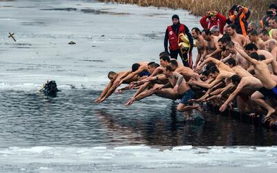 'Un Minuto Contigo': los beneficios de bañarse con agua fría