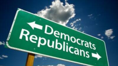 El primer martes de noviembre los estadounidenses elegirán una nueva Cám...