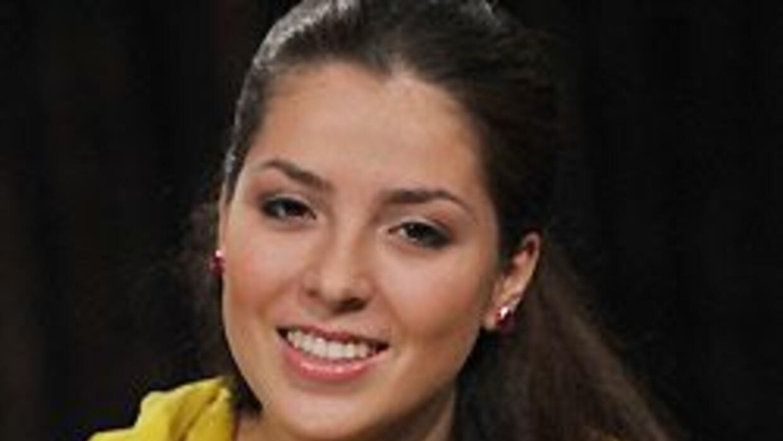 Valentina Gómez aceptó el reto educativo, con Jorge Ramos 5ef871160ae34a...