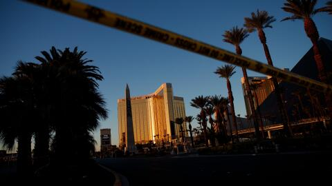 El tiroteo de Las Vegas está siendo calificado como el más...
