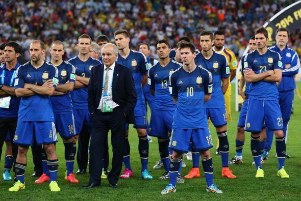 Aunque finalmente no pudo llevarse el trofeo de monarca de la FIFA pues...
