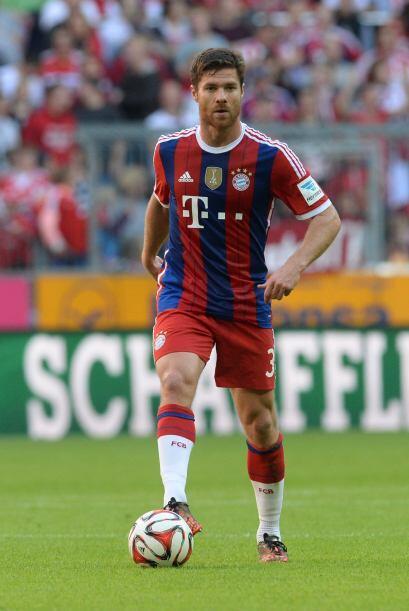 Alonso llegó al Bayern Munich para la temporada 2014-15 y ha encajado de...
