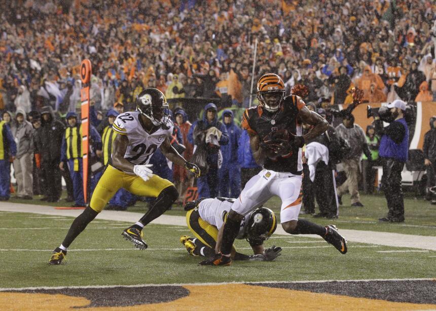 Las mejores imágenes del Pittsburgh Steelers - Cincinnati Bengals